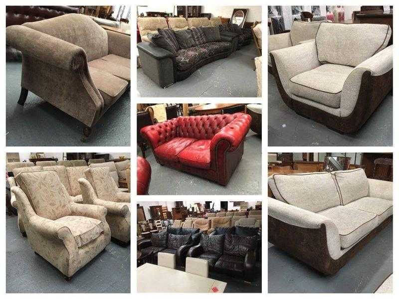 SOME SOFAS  SUITES FOR SALE