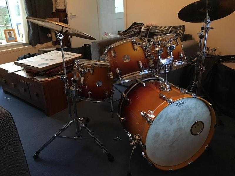 6d9364383fcf Sonor Force 3005 full maple drum kit - Classifieds 234691
