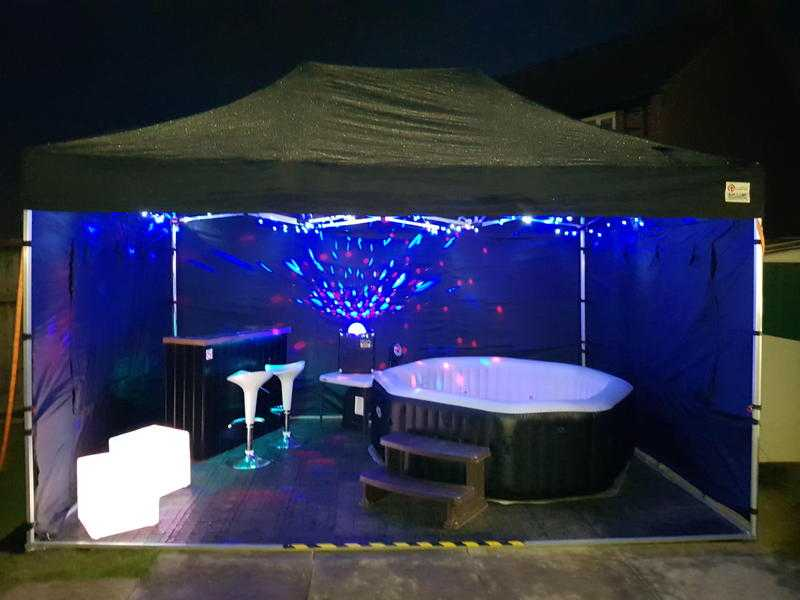 Splash Hot tub hire Doncaster and South Yorkshire