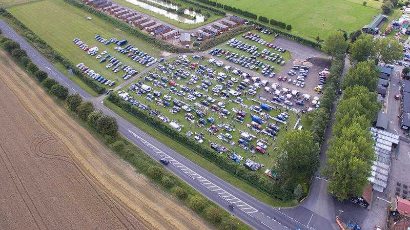 Stonham Barns Sunday Car Boot on 25th March from 8am carboot