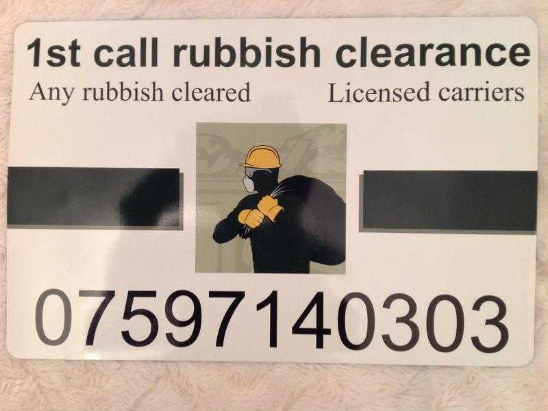 Sussex rubbish clearance