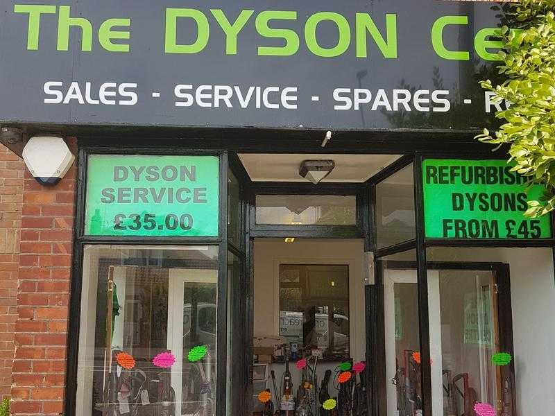 The Dyson Centre SALES.SERVICING.SPARES.REPAIRS