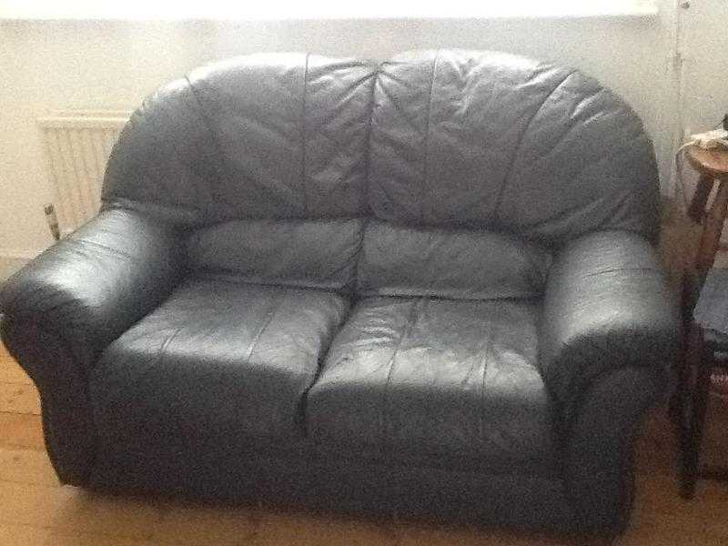 Three amp two seater sofa for sale