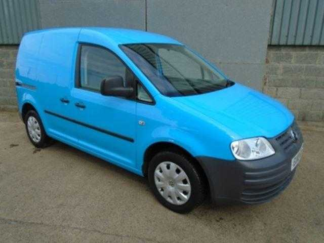 Volkswagen Caddy 10