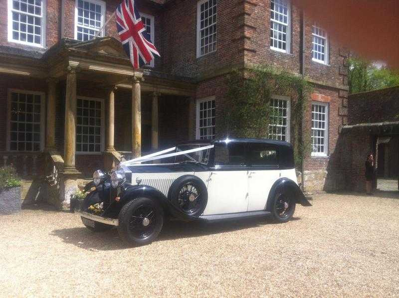 Wedding Car for hire . Competitive rates for local weddings