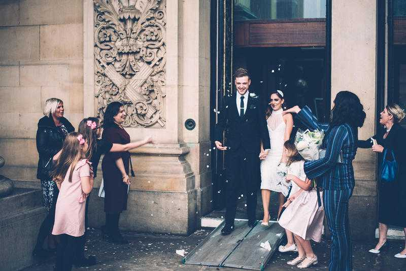 Wedding Photographer in Wakefield