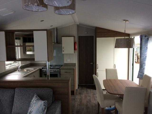 Willerby Avonmore static caravan for sale at Inglenook Caravan Park COCKERMOUTH CUMBRIA