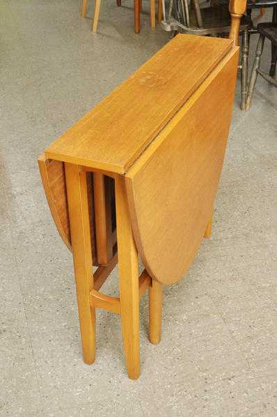 Free classifieds - Slim folding dining table ...