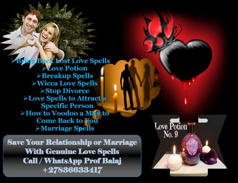 Easy Simple Love Spells for a Specific Person - Wicca Love Spells Chants Call +27836633417