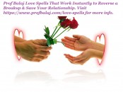 Easy Love Spells That Work in Minutes - Simple Love Spells Chants Call +27836633417