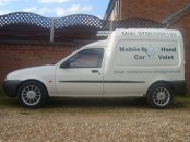 the best mobile car valet in Crawley and 20 miles from ther